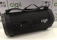 Колонка портативная Cigii K-1201 бочка, 12.3wat, фото 1