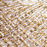 Пряжа Yarnart Camellia 430 белое золото (Ярнарт Камелия)