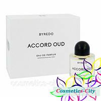 Парфюмированная вода унисекс Byredo Accord Oud, 100 мл (качество оригинала)