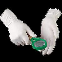"""Перчатки латексные """"Лаборант"""" PF - без талька"""