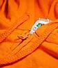 Мужская толстовка на молнии S, 44 Оранжевый, фото 6