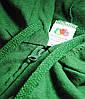 Мужская толстовка на молнии M, 38 Темно-Зеленый, фото 6