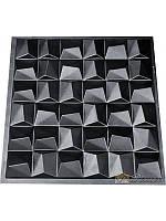 "Форма для 3Д панелей ""Cliff"" (форма для 3d панелей из абс пластика)"