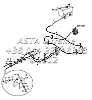 Гидравлическая установка выключателя, НК, с приложением регулирующий клапан Е1-6-1-ОР1/01