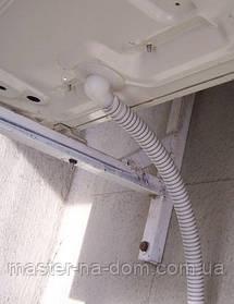 Как очистить линию отвода конденсата из кондиционера