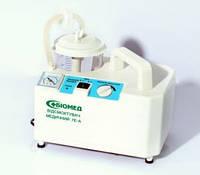 Відсмоктувач медичний модель 7Е-А