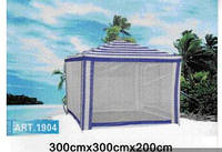 Тент шатер 1904 Colеman (палатка) с москитной сеткой садовый раскладной