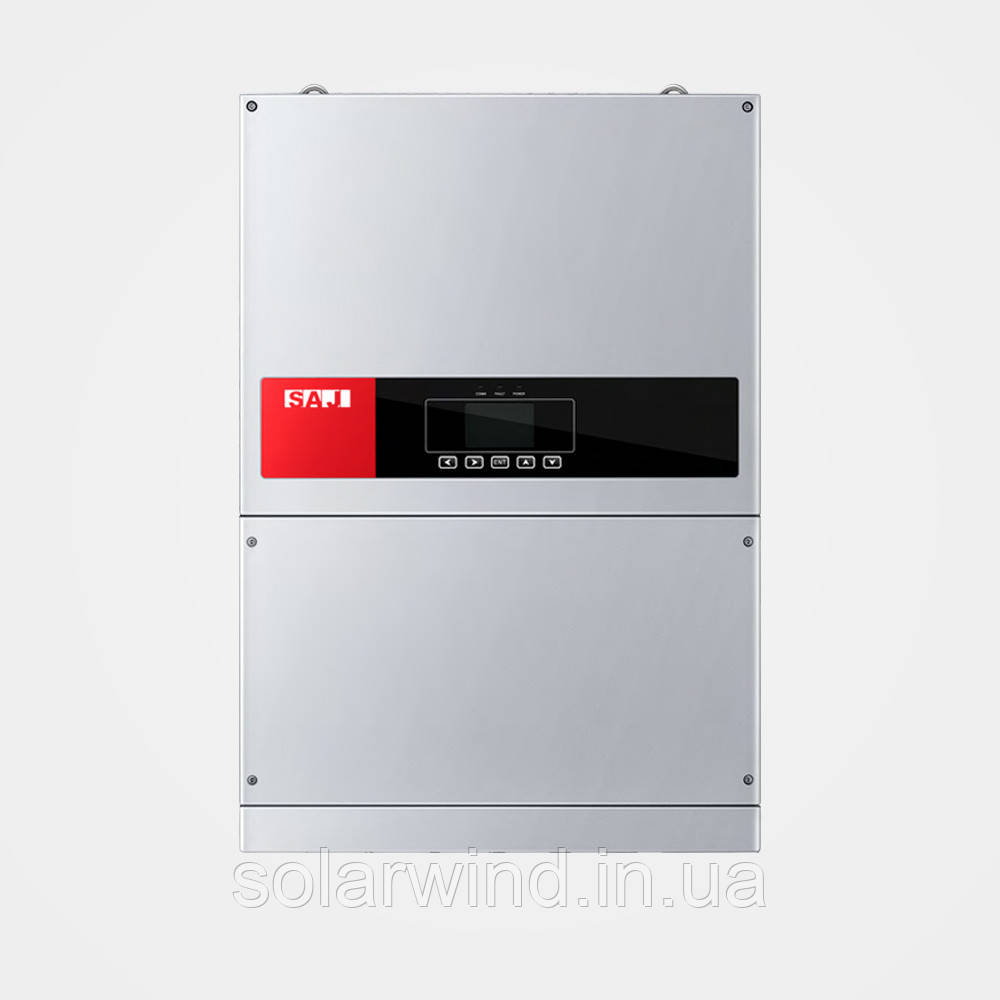 Сетевой инвертор SAJ Suntrio Plus 15 К, 15 кВт