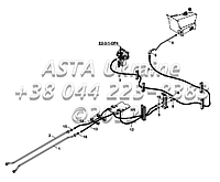 Гидравлические выключатели, телескопическая стрела, клапан HDS30/2 VALVE E1-6-2-OP2