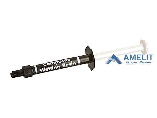 Смола Веттин Резин (Composite Wetting Resin,Ultradent), шприц 1,2мл