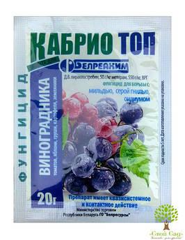Кабрио Топ 20 г (Беларусь)
