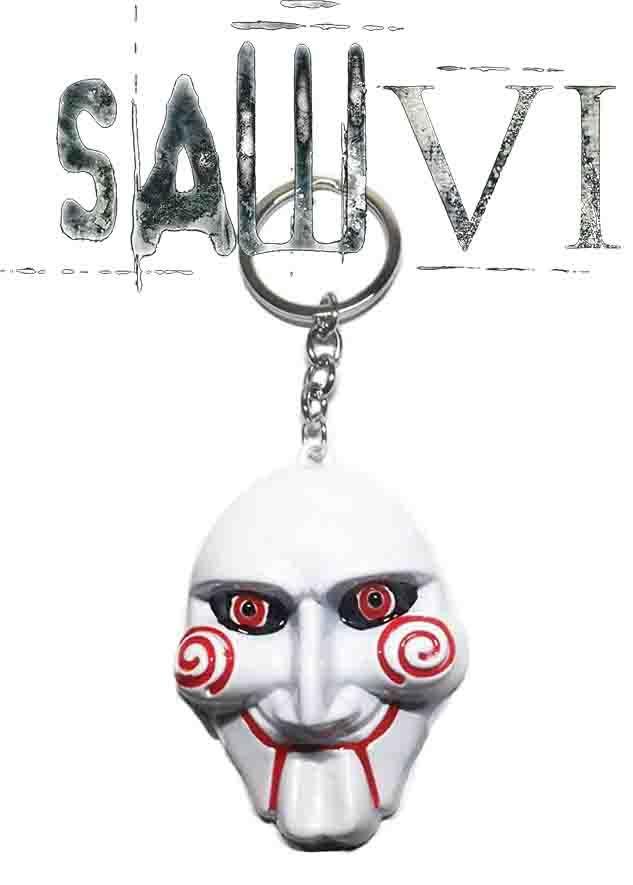 Брелок Кукла Билли из фильма Пила The Saw