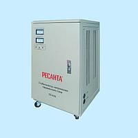 Стабилизатор напряжения электромеханический Ресанта АСН-15000/1-ЭМ (15 кВт)