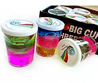 Жвачка для рук Slime Трехслойная