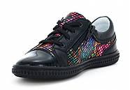 Туфли для девочки (27,32) р (Бартек)Bartek Польша чёрные 95524-SZ-1HT, фото 2