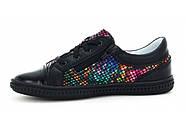Туфли для девочки (27,32) р (Бартек)Bartek Польша чёрные 95524-SZ-1HT, фото 3