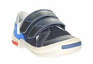 Туфли для мальчика (33,38) р (Бартек)Bartek Польша синие 88585-E80, фото 2