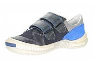 Туфли для мальчика (33,38) р (Бартек)Bartek Польша синие 88585-E80, фото 3
