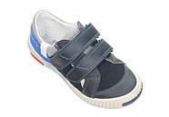 Туфли для мальчика (33,38) р (Бартек)Bartek Польша синие 88585-E80, фото 5