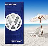 Полотенце велюр/махра пляжное Феррари 140х70 см., фото 5