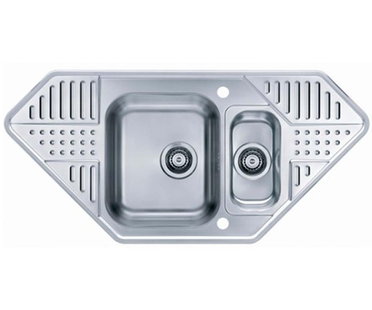 Кухонная мойка Alveus Pixel 60 (Нержавейка) (с доставкой)