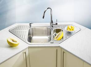 Кухонная мойка Alveus Pixel 60 (Нержавейка) (с доставкой), фото 2