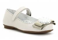 Туфли для девочки (28,32) р (Бартек)Bartek Польша бежевые 55436, фото 1