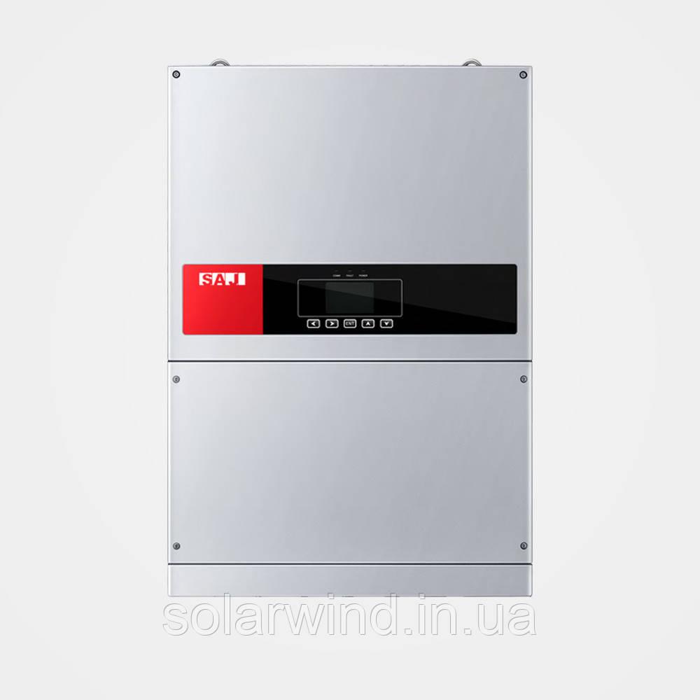 Сетевой инвертор SAJ Suntrio Plus 40 K, 40 кВт