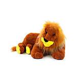 М'яка іграшка Лев, фото 2