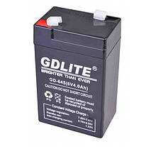Аккумулятор GDLITE GD-645, 6V 4.0Ah
