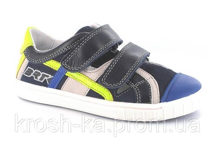 Туфли для мальчика (31,32) р (Бартек)Bartek Польша синие 45432-35V