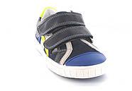 Туфли для мальчика (31,32) р (Бартек)Bartek Польша синие 45432-35V, фото 3