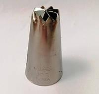 Насадка кондитерская  Хризантема12 мм №108 Ateco, фото 1
