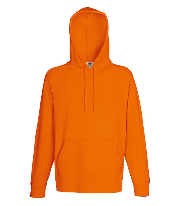 Мужская худи L, 44 Оранжевый