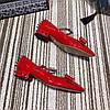Туфли GUCCI с заклепками-шипами
