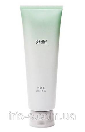 Маска пенка для лица премиум Hanyul(Amore Pacific) Pure Artemisia 170ml