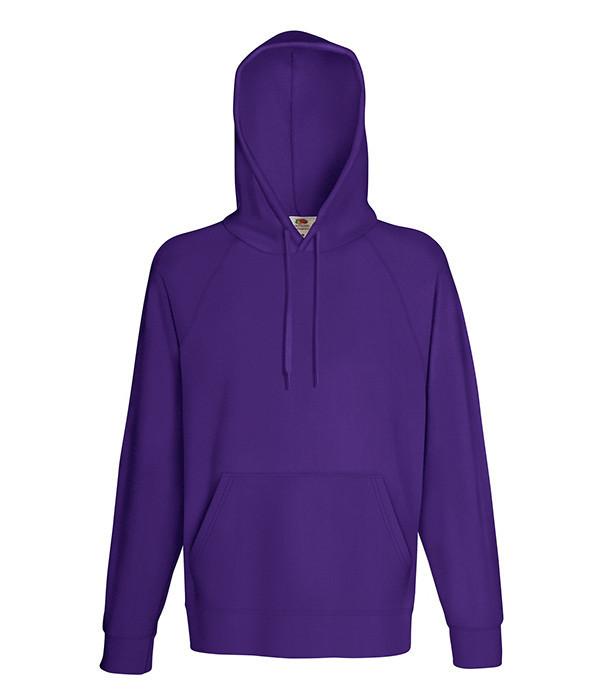 Мужская худи 2XL, PE Фиолетовый