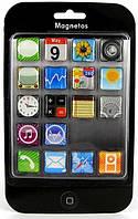Iphone – набор магнитов, 18 шт, Iphone - набір магнітів, 18 шт, Оригинальные подарки. Гаджеты,  Оригінальні подарунки, Гаджети