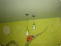 Матовый натяжной потолок, фото 1