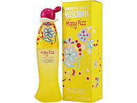 Женская парфюмированная вода Moschino Cheap and Chic Hippy Fizz 100 мл