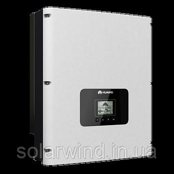 Сетевой инвертор Huawei SUN2000-17 KTL, 17 кВт