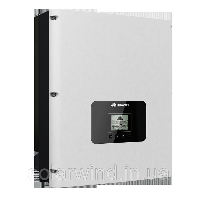 Сетевой инвертор Huawei SUN2000-20 KTL, 20 кВт