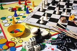 Интеллектуальные настольные игры
