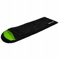 Спальный мешок SportVida SV-CC0003 Black/Green