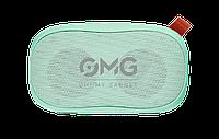 Портативная колонка OMG To GO 900 Portable Bluetooth Speaker Mint (мятный)