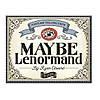 Maybe Lenormand | Возможно Ленорман