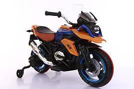 Детский мотоцикл Tilly T-7220, оранжевый