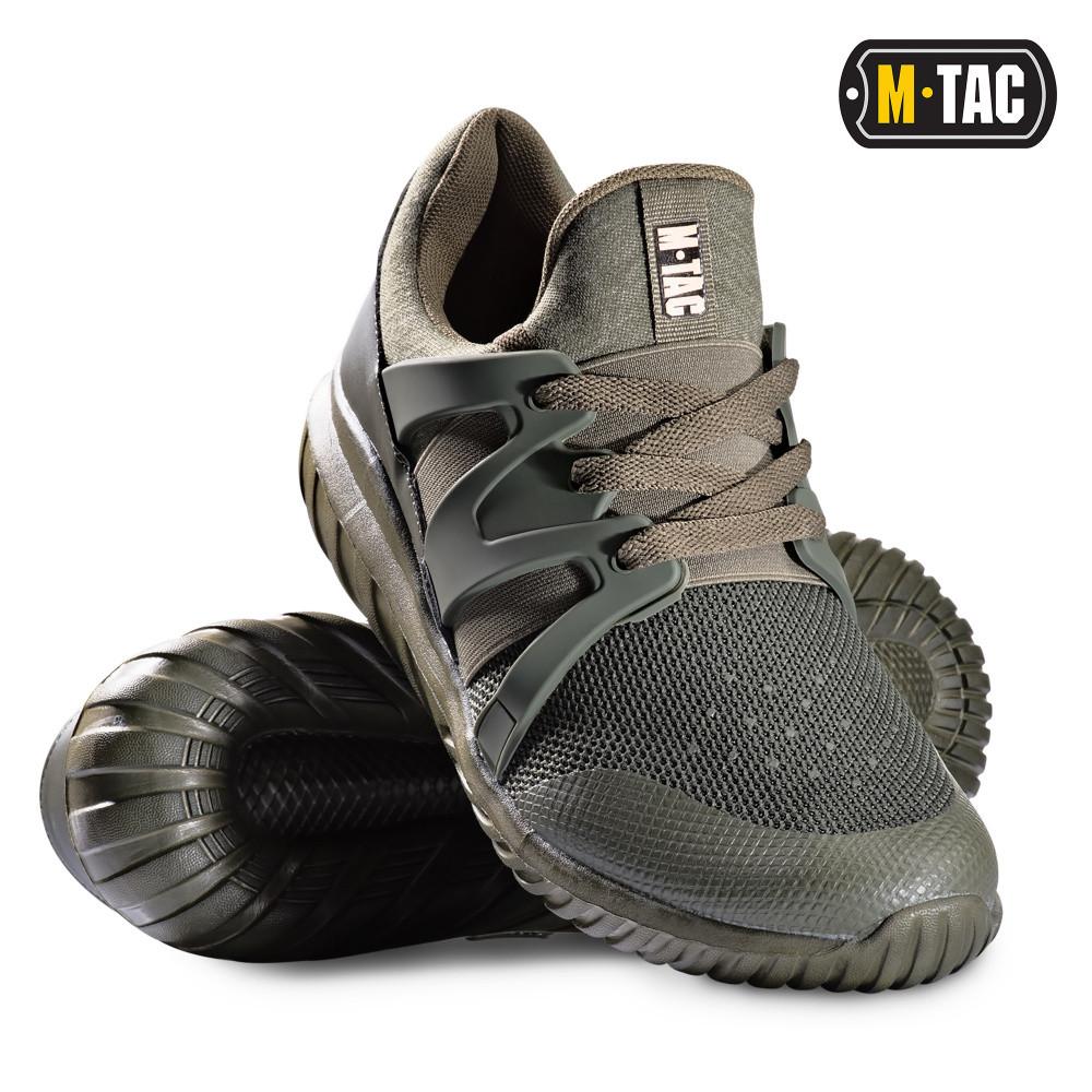 Кросівки M-Tac Trainer Pro Olive Size 40