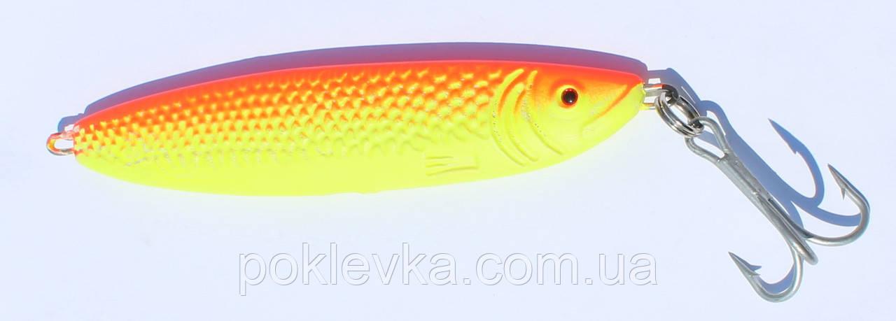 Пилкер Norway King 400 г Yellow/Orange Size 5/0