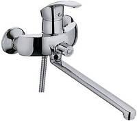 Настенный смеситель для ванной Haiba Mars 006 euro